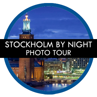 Stockholm Gay Tours – Stockholm by Night Photo Tour
