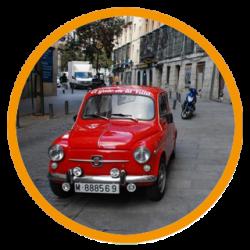 Classic Spanish Car