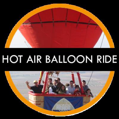 Madrid Gay Tours – Hot Air Balloon Ride