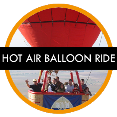 Madrid Gay Tours – Hot Air Balloon Ride