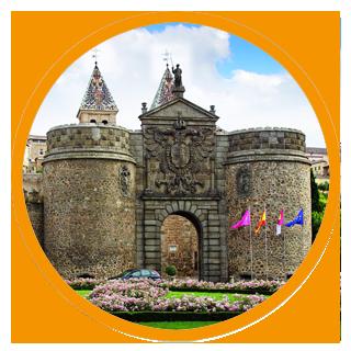 Toledo Wall