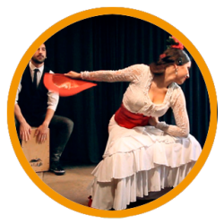 Flamenco vibe