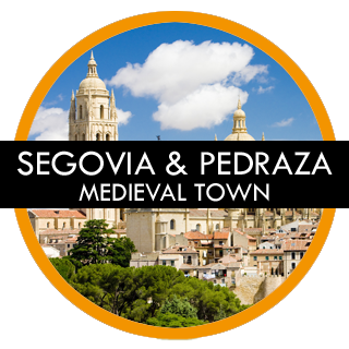Madrid Gay Tours – Segovia and Pedraza Day Trip