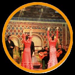Typical Spanish Dance