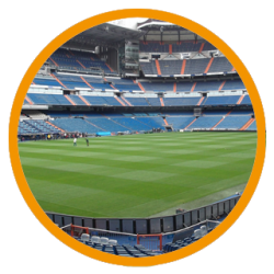 Santiago Bernabeu Stadium (Real Madrid)