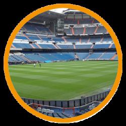 Santiago Bernabeu Stadium (Real Madrid)