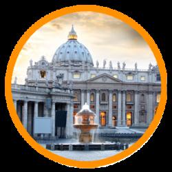 the famous Vatican