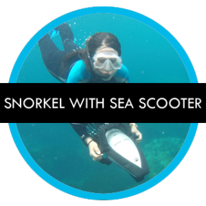 MENORCA-GAY-TOURS-SNORKEL-SEA-SCOOTER-TOUR