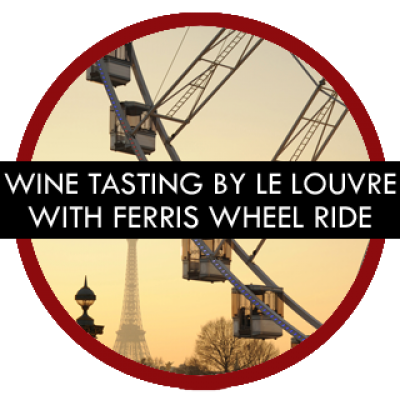 PARIS-GAY-TOURS-WINE-TASTING-BY-LOUVRE-FERRIS-WHEEL-RIDE-TOUR