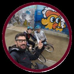 Cycling in Burdeaux