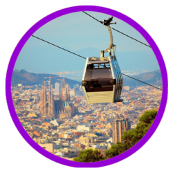 Montjuic Cable Car