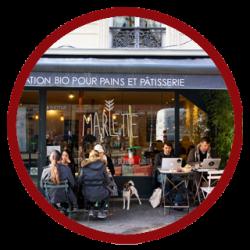 Trendy Cafés