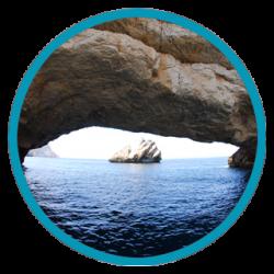 Visit stuning caves