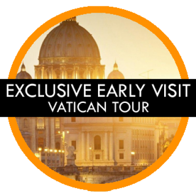EARLY VISIT VATICAN TOUR WITH GAY TOURS ROME