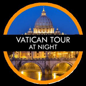 VATICAN TOUR AT NIGHT ROME GAY TOURS