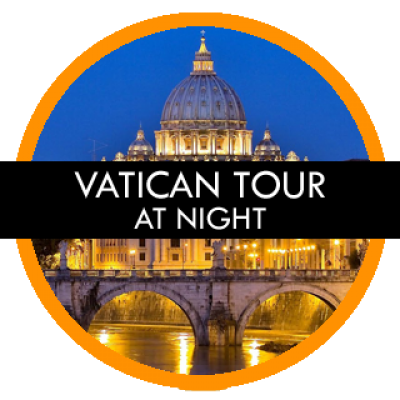 VATICAN TOUR AT NIGHT ROME GAY TOURS