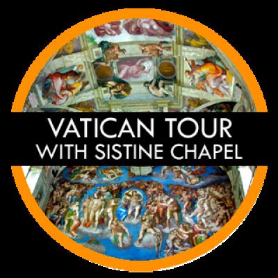 VATICAN TOUR WITH SISTINE CHAPEL VISIT-GAY-ROME-TOURS