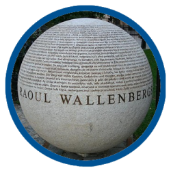 Raoul  Wallenberg Square