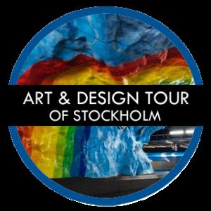 DESIGN AND ART TOUR OF STOCKHOLM TOUR-STOCKHOLM-GAY-TOURS