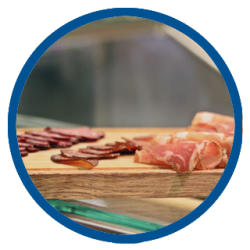 Traditional coldmeats